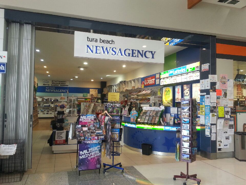 News Agency For Sale
