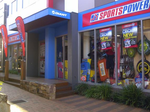 Sports Power Merimbula