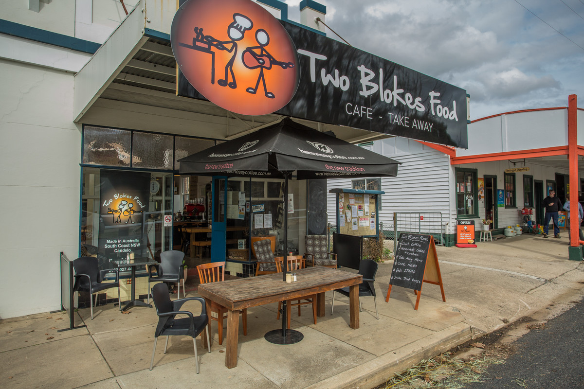 Business For Sale - Two Blokes Food - Candelo